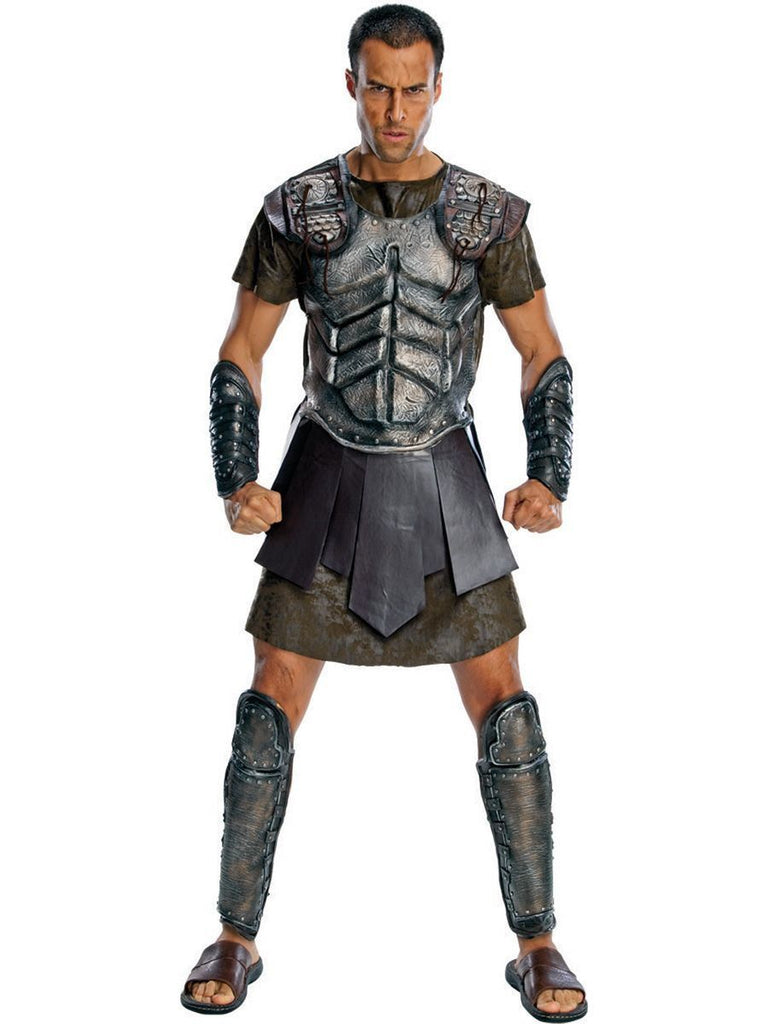 Men's Deluxe Perseus Costume, Clash of the Titans - Nevermore Costumes