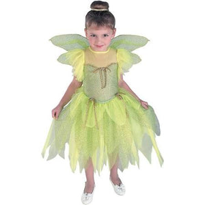 Pretty Pixie Toddler Costume, Tinkerbell, Fairy Princess - Nevermore Costumes