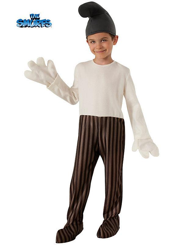 The Smurfs 2 Hackus Costume, Child - Nevermore Costumes