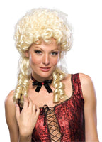 Sweet Marie Blonde  Wig - Nevermore Costumes