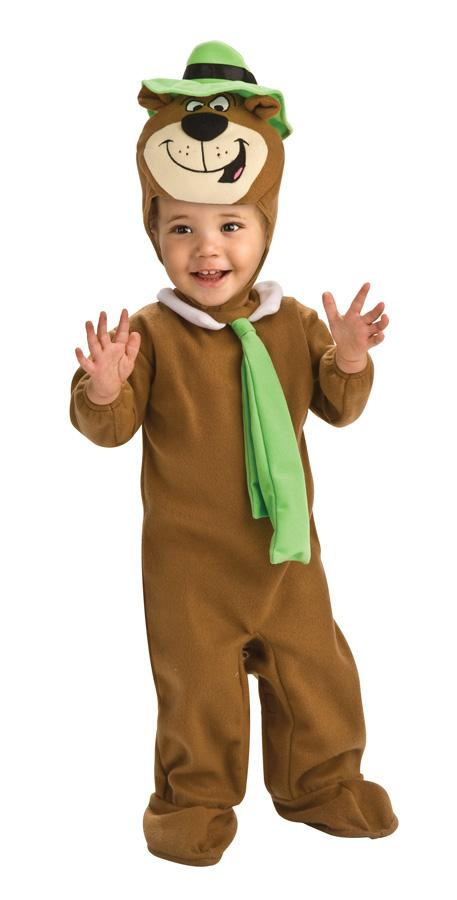 Toddler Yogi Bear Costume, Hanna Barbera - Nevermore Costumes