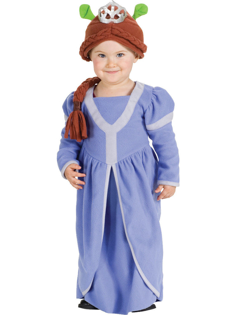 Baby Fiona Costume, Shrek the Third, Newborn size - Nevermore Costumes