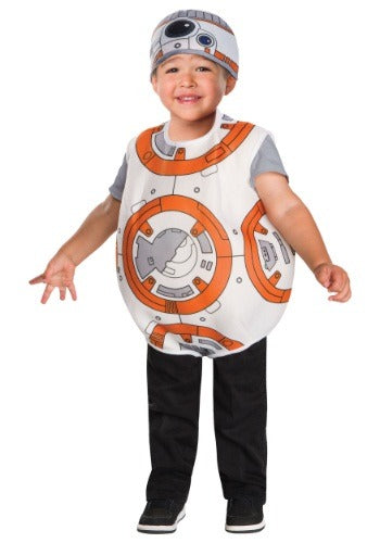 Star Wars BB-8 Costume, Toddler - Nevermore Costumes