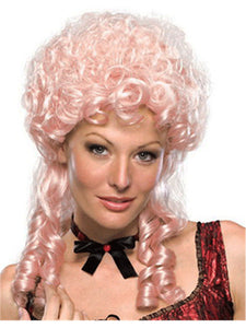 Sweet Marie Pink Wig - Nevermore Costumes