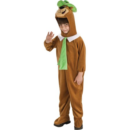 Child Deluxe Yogi Bear Costume - Nevermore Costumes