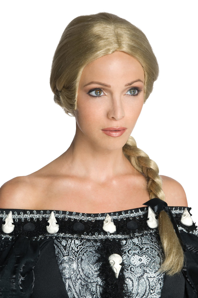 Snow White & The Huntsman Queen Ravenna Costume Wig - Nevermore Costumes