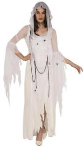 Women's Ghostly Spirit Costume - Nevermore Costumes
