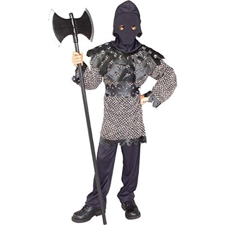 Medieval Knight Costume, Child - Nevermore Costumes