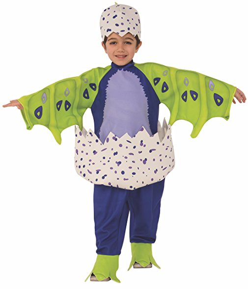 Hatchimals Child's Just-Hatched Draggles Costume - Nevermore Costumes