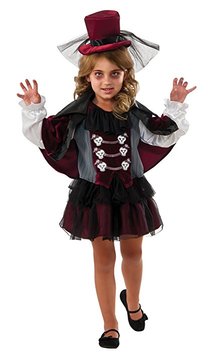 Little Vampiress Child Costume - Nevermore Costumes