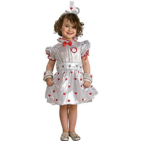 Wizard of Oz Tin Girl Costume - Nevermore Costumes