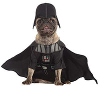Pet Darth Vader Costume, Star Wars Collection - Nevermore Costumes