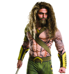 Aquaman Beard and Wig, Batman V Superman: Dawn of Justice - Nevermore Costumes