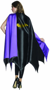 Women's DC Superheroes Deluxe Batgirl Cape - Nevermore Costumes
