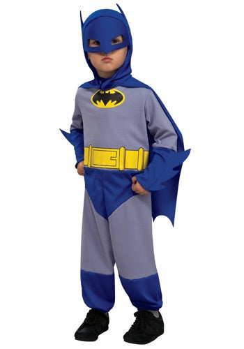 Toddler Classic Batman Costume, DC Comics