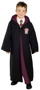Deluxe Harry Potter Child's Costume Robe With Gryffindor Emblem - Nevermore Costumes