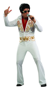 Adult Elvis Presley Eagle Jumpsuit - Nevermore Costumes