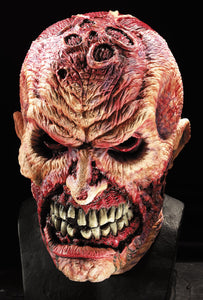 Smiley Zombie Monster Latex Mask