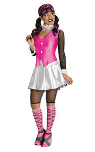 Monster High Deluxe Adult Draculaura Costume