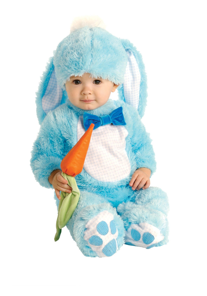 Handsome Lil' Wabbit Costume, Blue Bunny - Nevermore Costumes