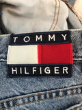 Vintage Tommy Hilfiger High Waisted Mom Jeans logo 28 waist