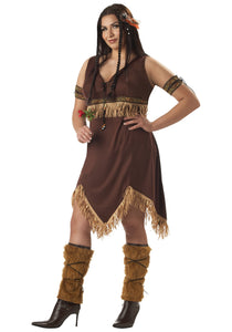 Sexy Indian Princess Costume, Plus Size - Nevermore Costumes