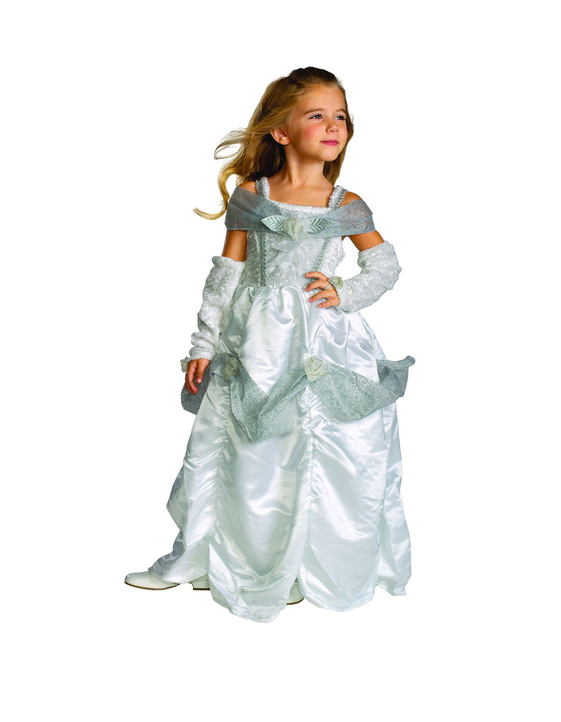 Child Snow Queen Costume - Nevermore Costumes