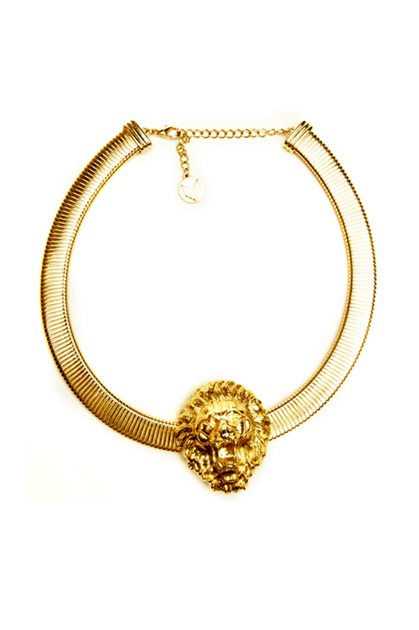 Don't Mess With The Queen Necklace - Rich Girl's Closet