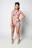 Convertible J'OUVERT Swimsuit - Rich Girl's Closet - 5