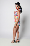 Convertible J'OUVERT Swimsuit - Rich Girl's Closet - 16