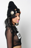 Vintage Royalty Beanie - Rich Girl's Closet - 13