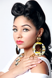 Bang Bang Earrings - Rich Girl's Closet