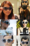 Thrifting: Stylish Sunglasses - Rich Girl's Closet - 8