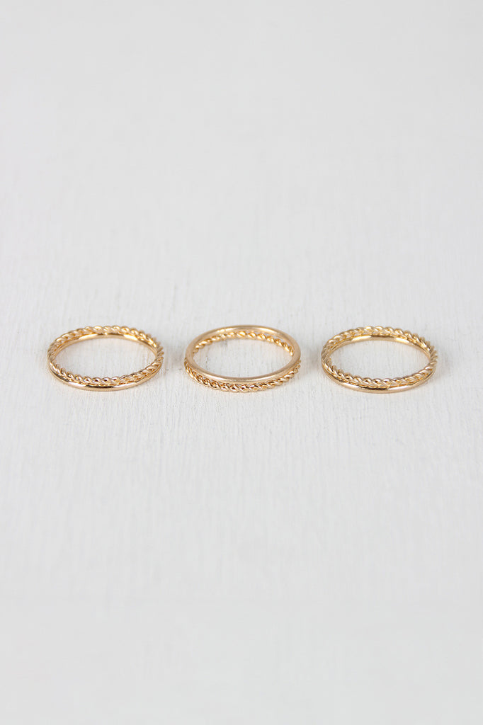 Delicate Arrow Bracelet And Ring Set - Rich Girl's Closet - 6