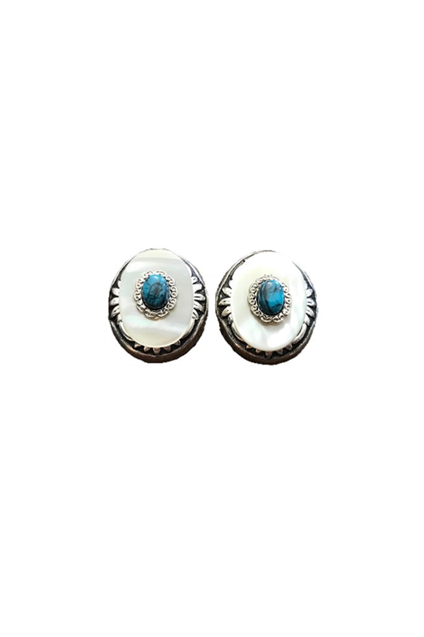 The Bue Eyes Earrings - Rich Girl's Closet