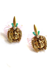 Chief Reef Earrings - Rich Girl's Closet