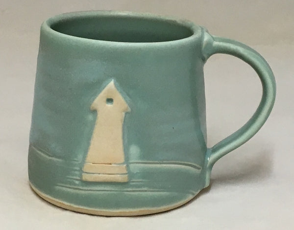 Lighthouse mug