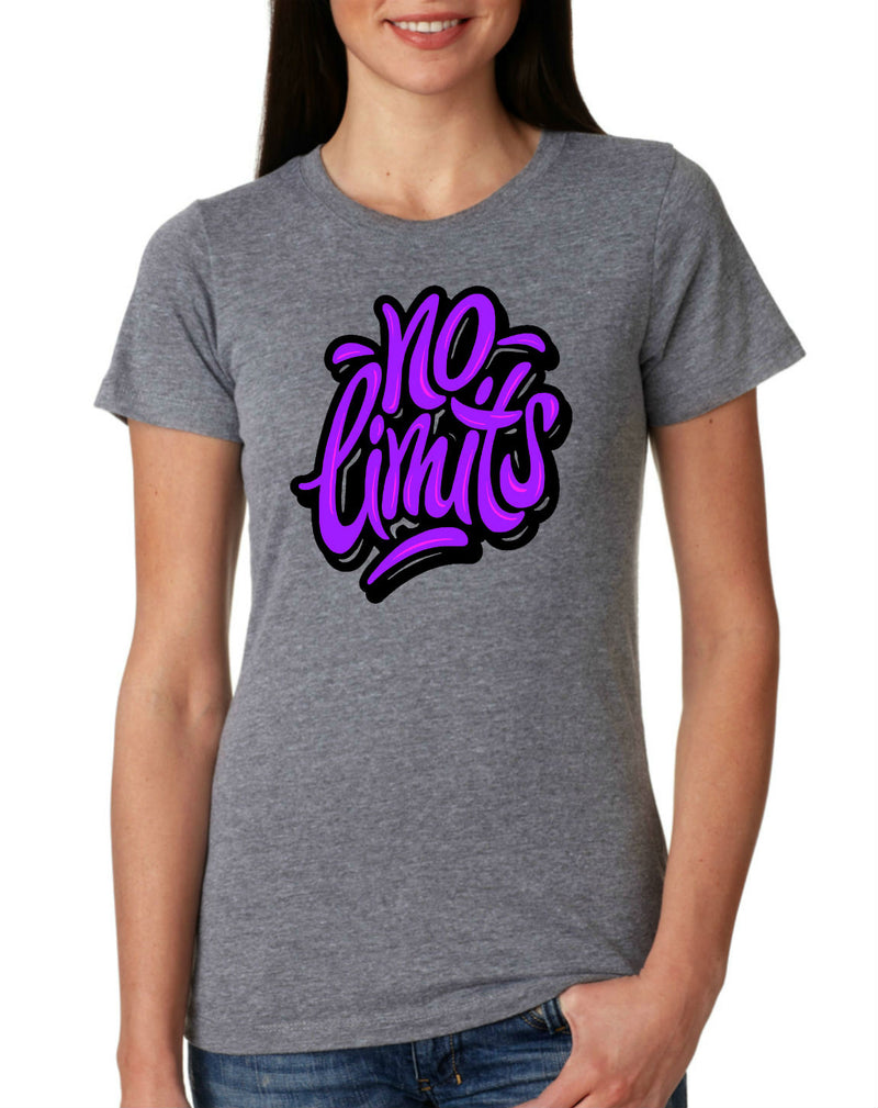 No Limits (Purple) T-Shirt