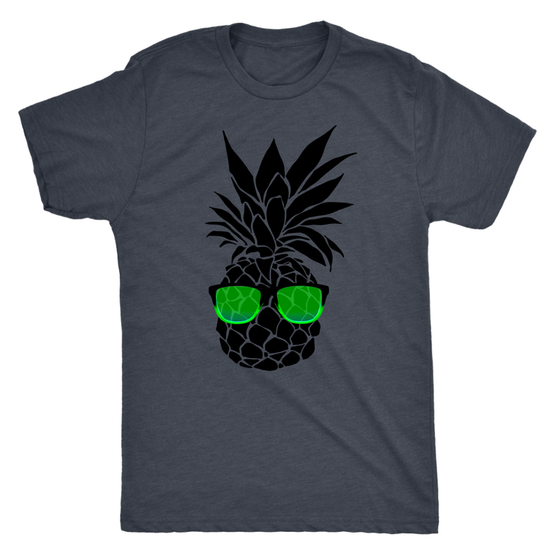 Pineapple with Sunglasses T-Shirt