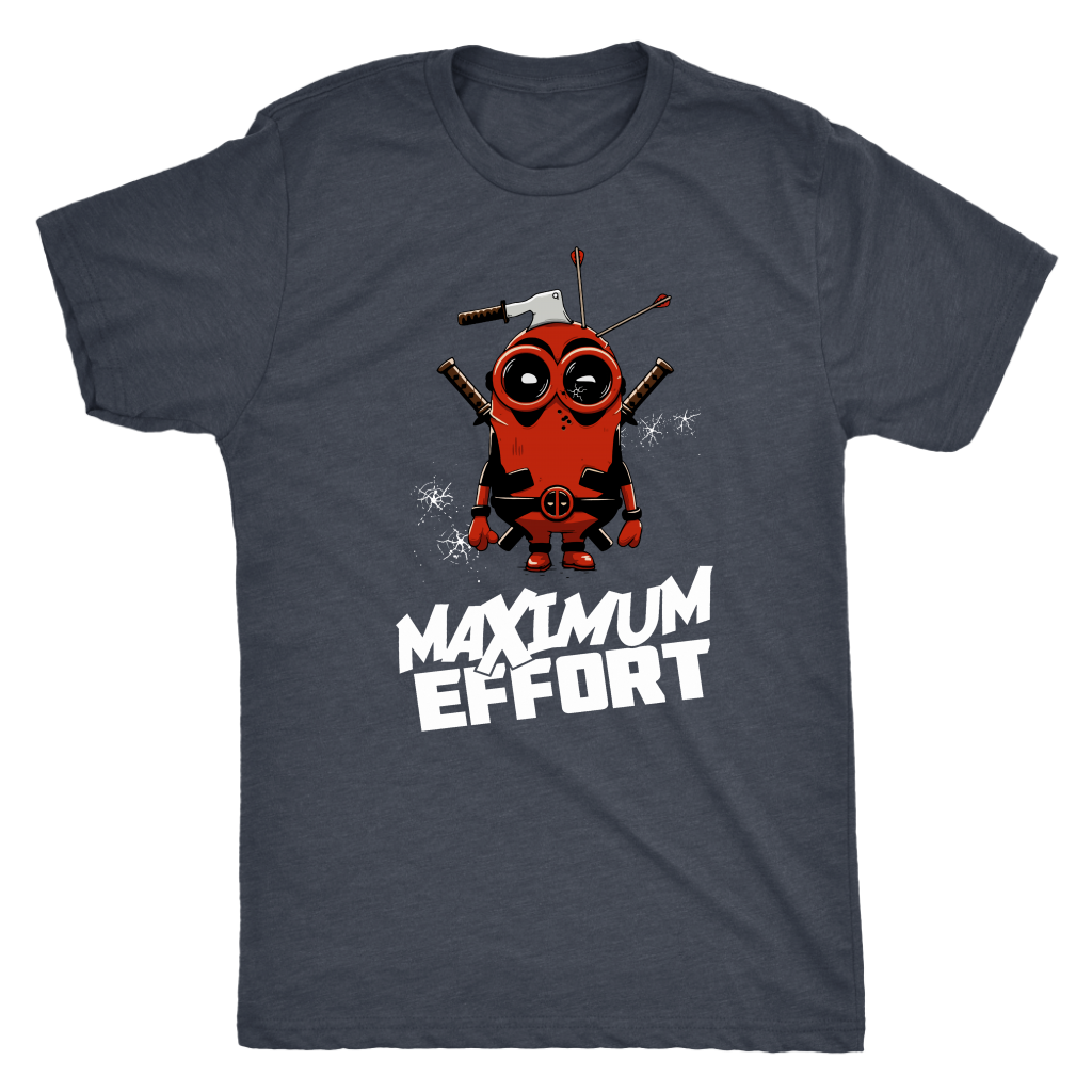 Baby DP Maximum Effort T-Shirt