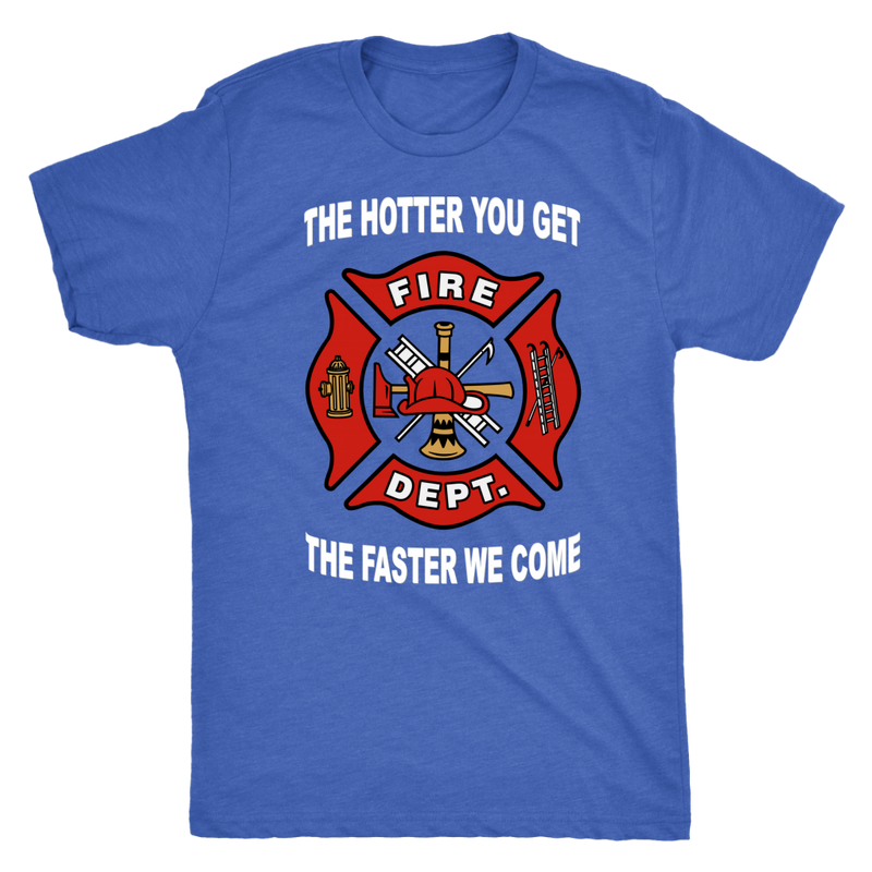 Firefighter Funny T-Shirt