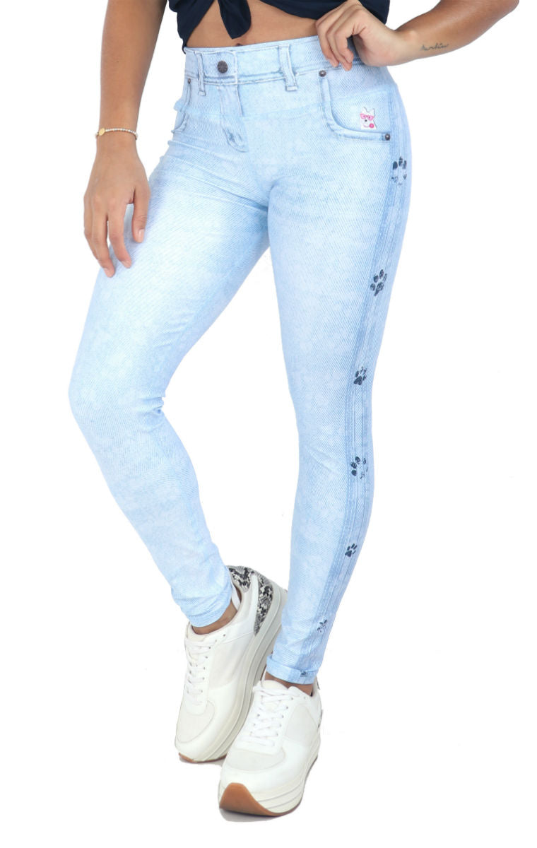 FP - Dog Lover Jean Leggings