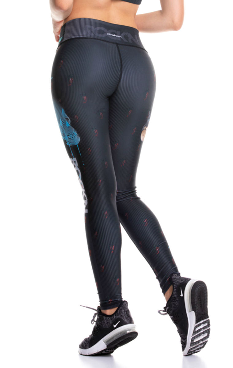 Drakon - HOLLING Leggings