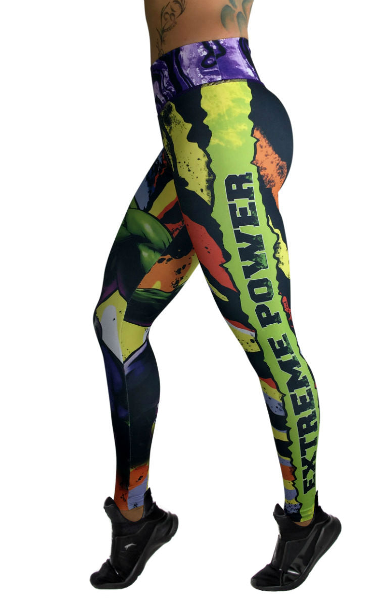Exit 75 - Hulk Leggings