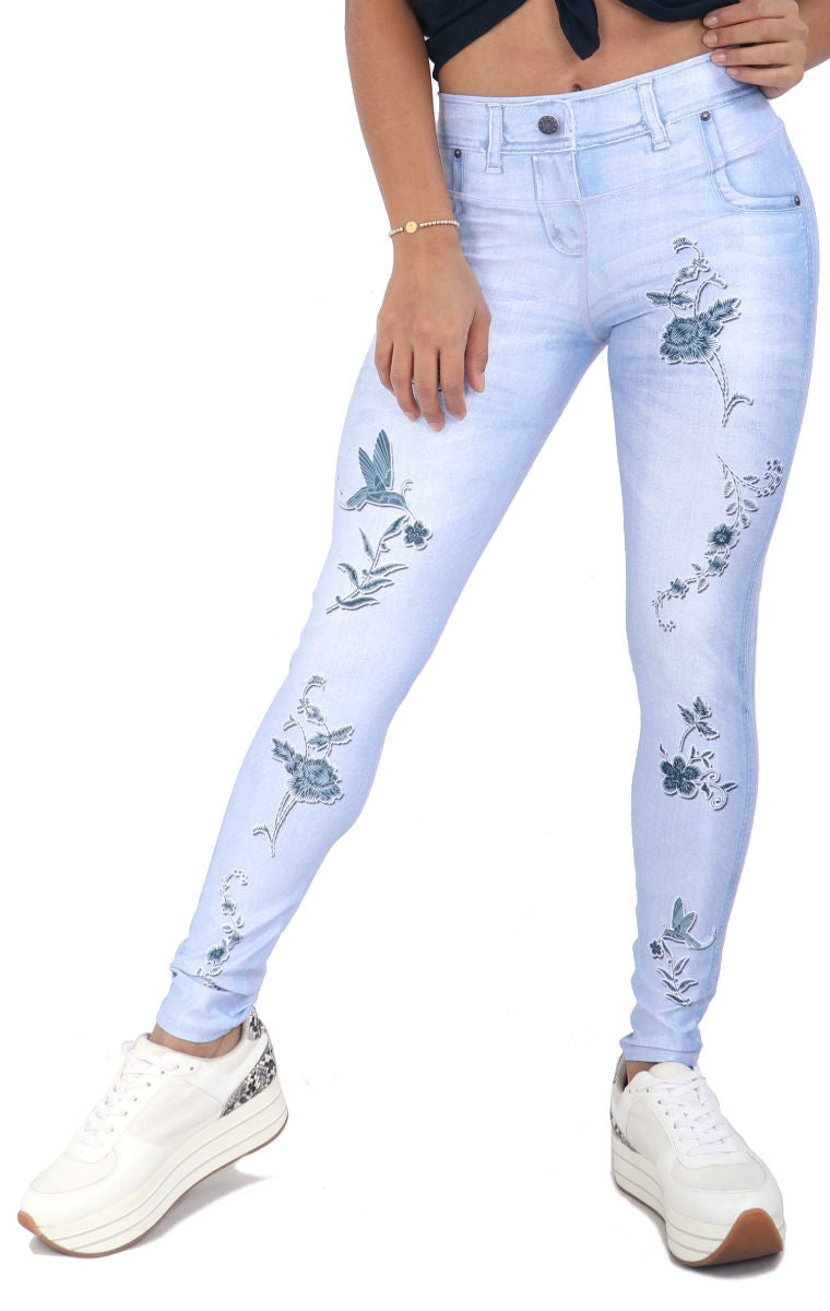FP - Hummingbird Jean Leggings
