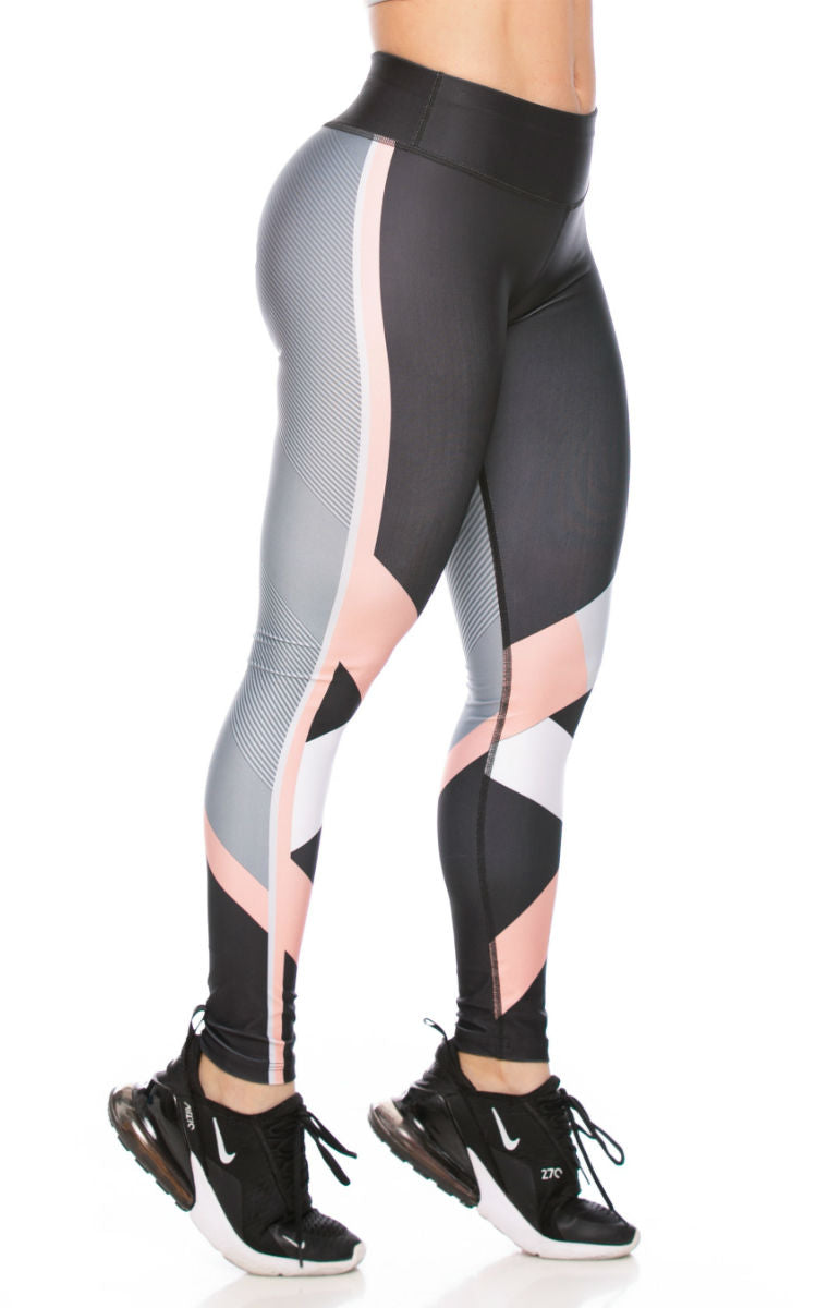 Fiber - Project 1 Leggings