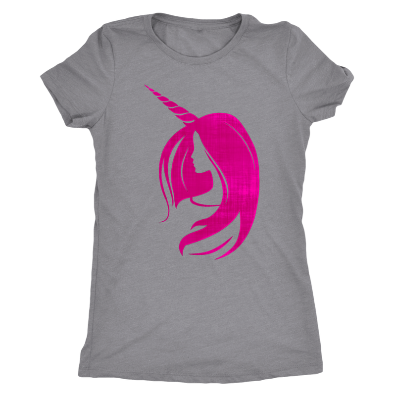 Unicorn Woman T-Shirt