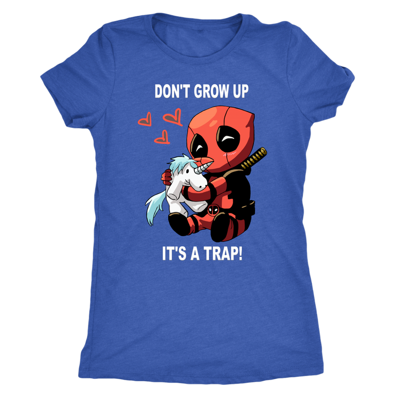 Baby DP Don't Grow Up T-Shirt