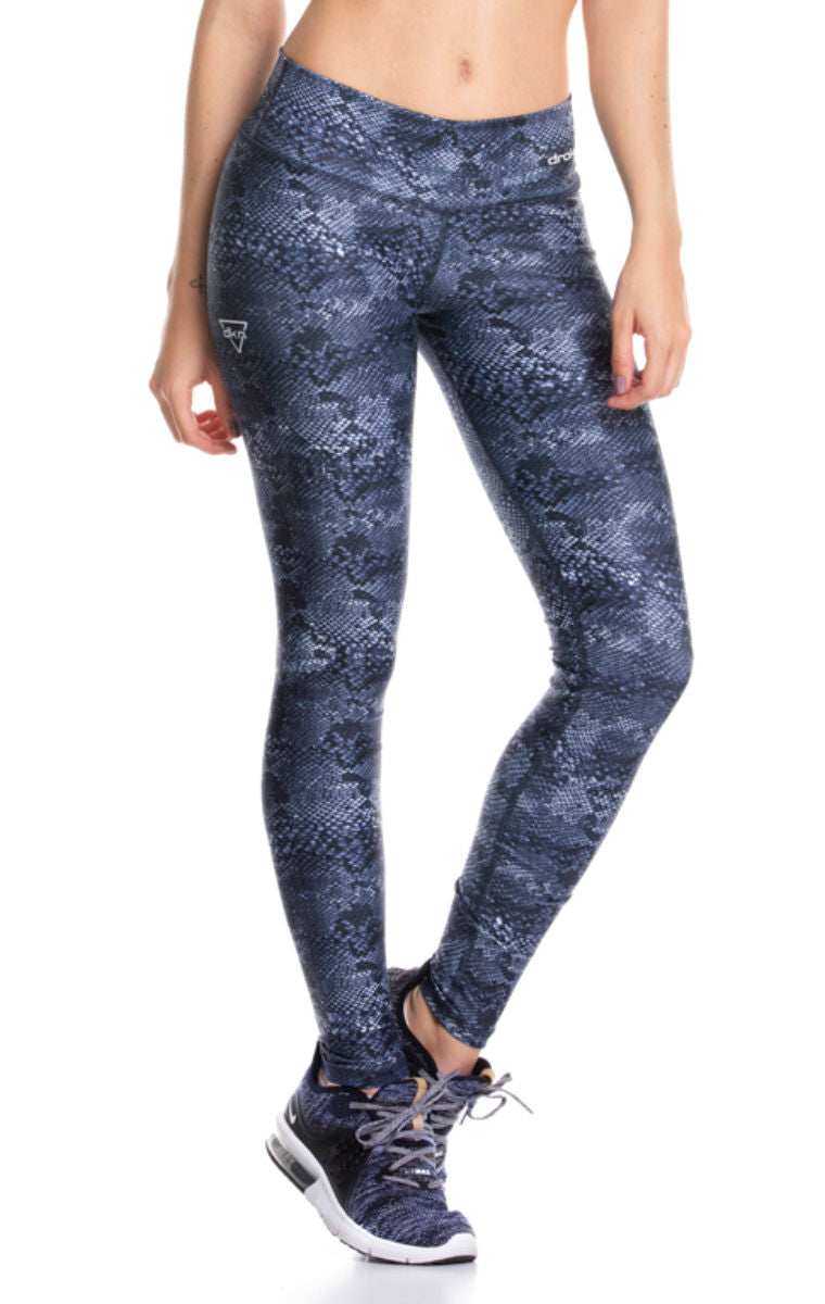Drakon - SKINTX BLUE Leggings