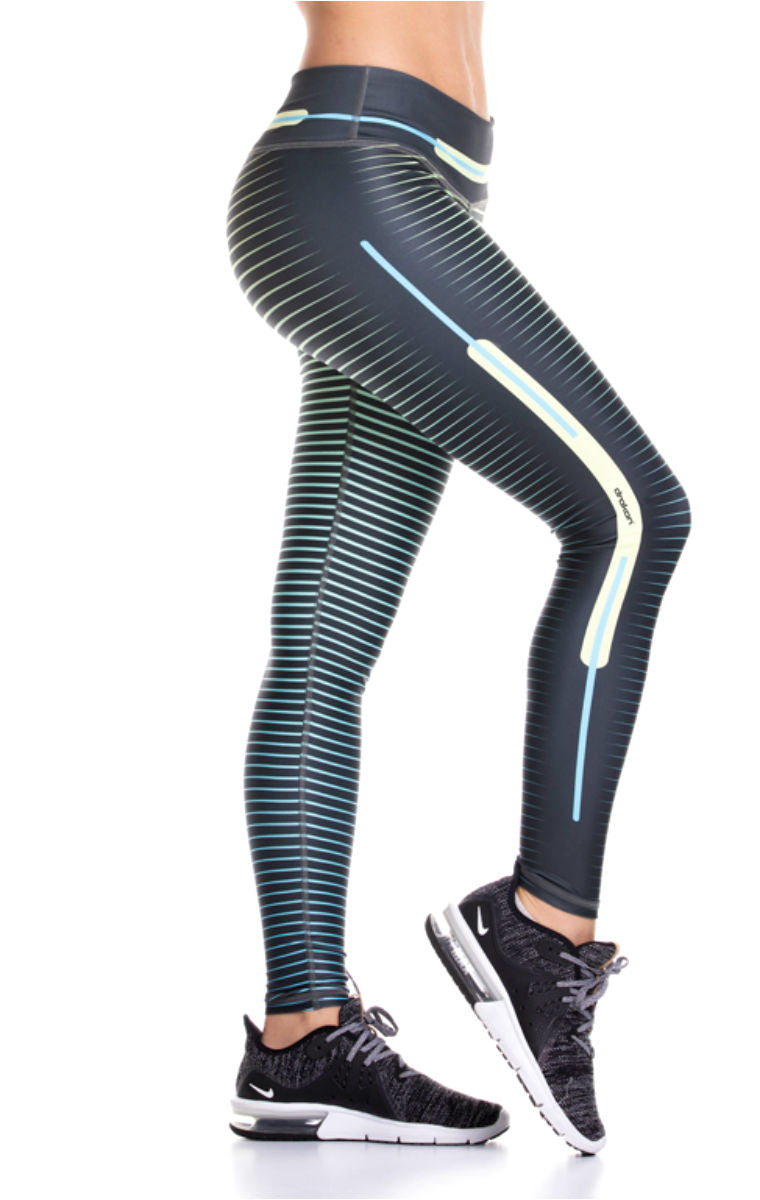 Drakon - SNAPPER Leggings
